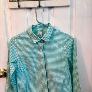 J.Crew button down shirt sz 4